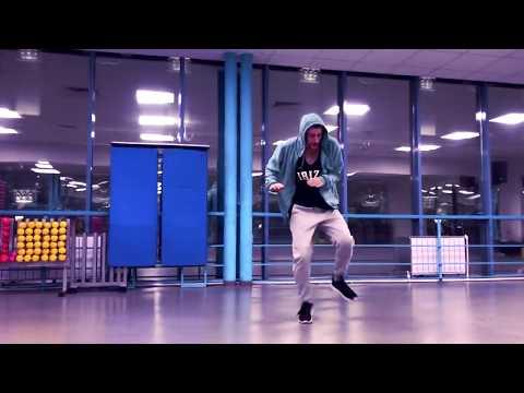 TONES AND I - DANCE MONKEY - Shuffle dance (Vova Legend)