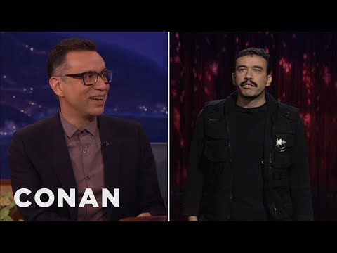 Fred Armisen Remembers His