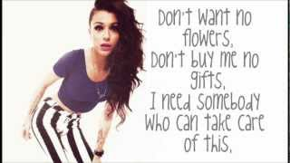Cher Lloyd- End Up Here Lyrics