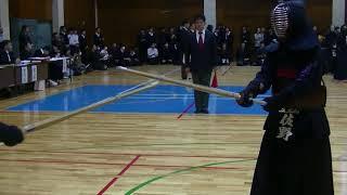 平成29年度新人戦支部予選女子団体2回戦山脇戦
