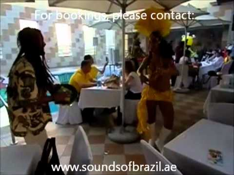 Brazilian Carnival in Abu Dhabi by Sounds of Brazil