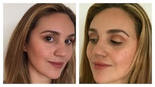 Maquillaje del diario usando la paleta Modern Renaissance