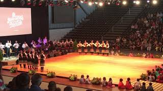 BULGARIA - 2017 International Folklore Festival Fribourg, Switzerland