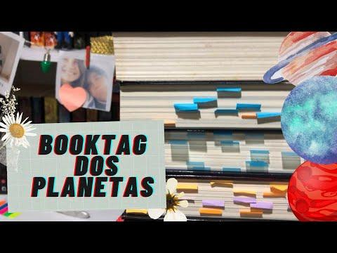 Booktag dos Planetas| Lendo com Bia