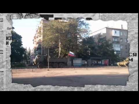 Российская военная техника снова замечена на Донбассе — Антизомби, пятница, 20:20