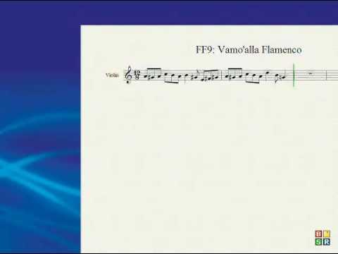 Transcribing to Sheet Music using Sibelius