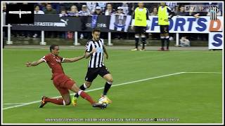 Analysing the goals   Newcastle United 1-1 Liverpool