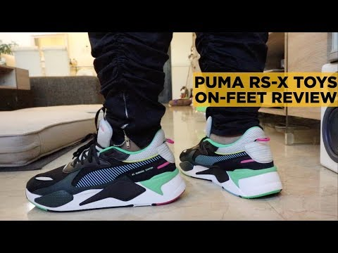 PUMA RS-X ON-FEET REVIEW: ONE OF PUMA'S BEST!