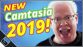 What's NEW in Camtasia 2019: Review and Feature Demos