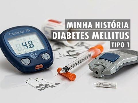 Se uma criança com temperatura diabetes