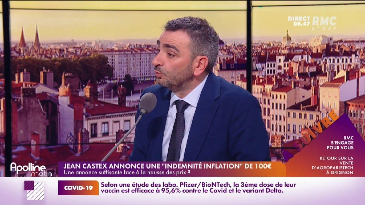 """Chasseray : """"Jean Castex a fait un bras d'honneur aux automobilistes"""