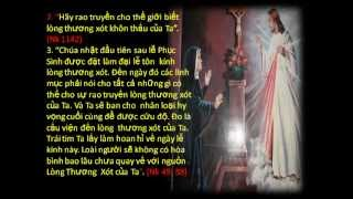 Lá Thư Cha Đinh Bình Định Gửi Dòng Thánh Thể Ve Cha Trần Đình Long Long Thuong Xót