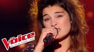 Julia Paul - « Jacques a dit » (Christophe Willem)  | The Voice France 2017 | Blind Audition