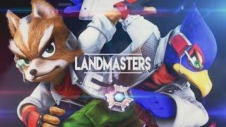 Landmasters - Fox & Falco Montage (Super Smash Bros Wii U)