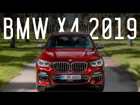 Bmw X4 G02 Кроссовер класса J - тест-драйв 2