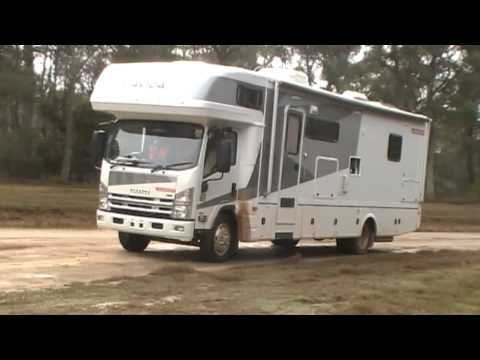 Motorhome Accelerated Performance Test