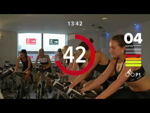 Burn fat fast 20 minute bike workout by GCN!!!