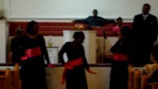 Angels of Praise - Elm Street Church of God - Set the Atmosphere