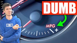 Why America's MPG Is A Dumb Unit For Fuel Economy