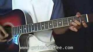 Bleeding Love (of Leona Lewis, By Www.guitartutee.com)
