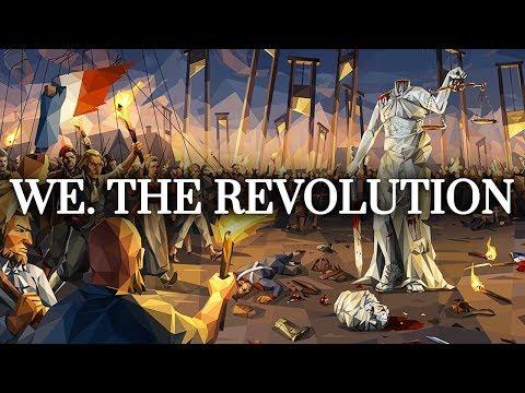We  The Revolution :: Vive la We  The Revolution! YouTube Update