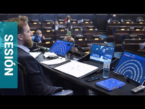 Sesión en Cámara de Diputados
