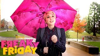 I Got This ⏳  | Freaky Friday | Disney Channel