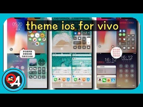 Top 5 Amazing Vivo Themes 2018 | All Vivo Phones - смотреть