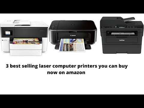 best seller printers - 3 best selling laser computer printers you can buy now on amazon