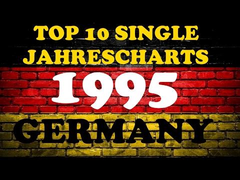 TOP 10 Single Jahrescharts Deutschland 1995 | Year-End Single Charts Germany | ChartExpress