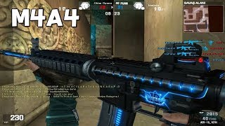 M4A4 EFSANE SİLAH YENİ ULTİMATE VE AER SİLAHI (Wolfteam)