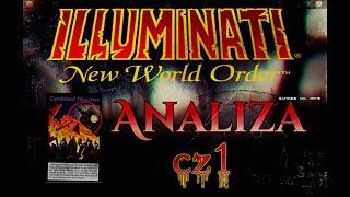 MÓJ NOWO SUBSKRYBOWANY KANAŁ – Karty Illuminati Analiza cz1