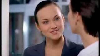 Мария Берсенева, Мария Берсенева в рекламе blend-a-med