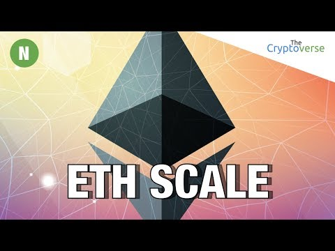 Plasma ☄ To Scale Ethereum To BILLIONS Of Transactions Per Second / TenX 💳 Adds Support For ETH