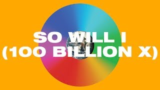 So Will I (100 Billion X) - UNITED Lyrics and Chords