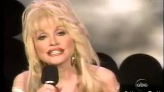 Dolly Parton Halos  Horns on The View