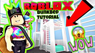 EPIC ROOM AND BUNK BED TUTORIAL!!