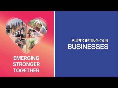 Emerging Stronger Together: Supporting our Businesses