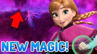 Frozen 2 ELEMENTAL SEASON POWERS EXPLAINED! (Autumn, Summer and Spring Magic)