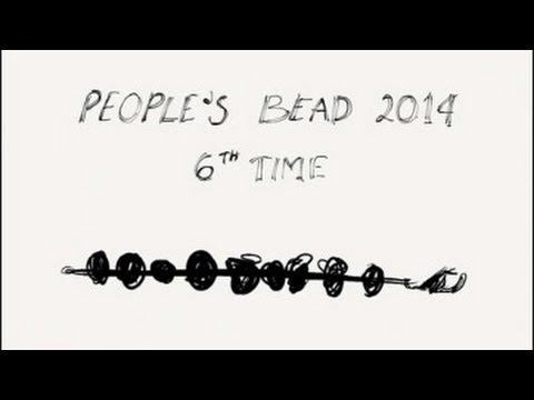 Peoples Bead 2014