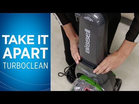 How to Disassemble you TurboClean PowerForce PowerBrush Video