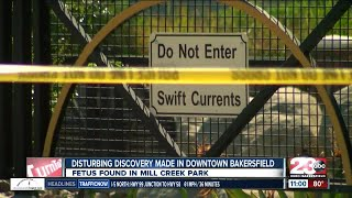 BPD makes a disturbing discovery in downtown Bakersfield