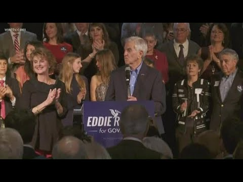 Eddie Rispone concedes Louisiana governor's race to Democrat John Bel Edwards