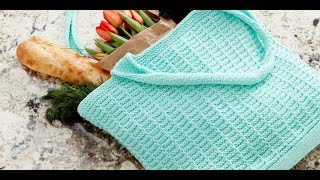 Online Class: Knit A Market Bag With Cool Textured Stitches! | Michaels