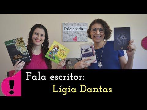 Fala escritor: Lígia Dantas [ANA PAULA CANDIDO ~ BLOG MUDEI DE IDEIA]