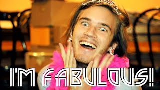FABULOUS! (PewDiePie Song, By: Roomie)