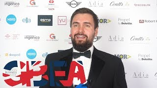 Pareto MD's Great British Entrepreneurship Awards Interview