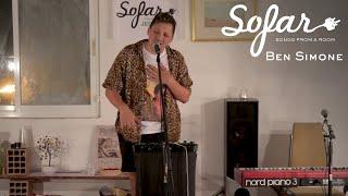 Ben Simone - Hot Knife (Fiona Apple Cover) | Sofar Jerusalem