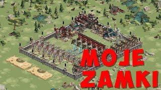 PRZEGLĄD MOICH ZAMKÓW - Goodgame Empire