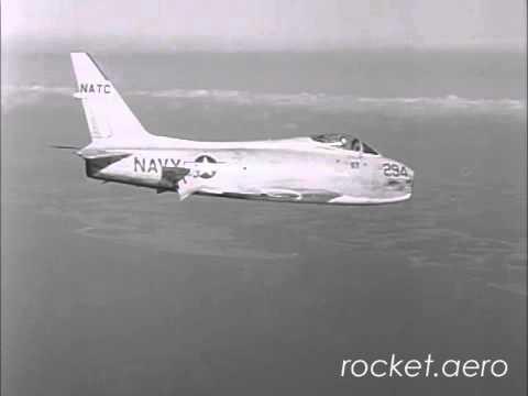Maquette Avion FJ-4 Fury Hobby Boss 1:48 Neuf